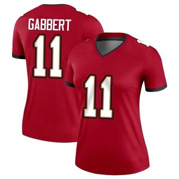 Women's Nike Tampa Bay Buccaneers Blaine Gabbert Red Jersey - Legend