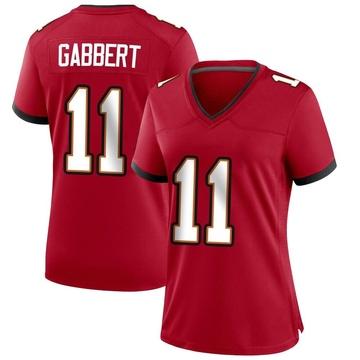 Women's Nike Tampa Bay Buccaneers Blaine Gabbert Red Team Color Jersey - Game
