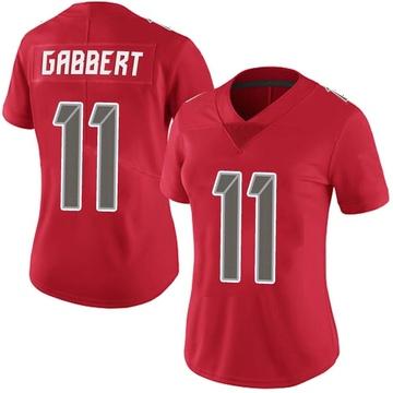 Women's Nike Tampa Bay Buccaneers Blaine Gabbert Red Team Color Vapor Untouchable Jersey - Limited