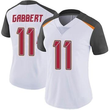 Women's Nike Tampa Bay Buccaneers Blaine Gabbert White Vapor Untouchable Jersey - Limited