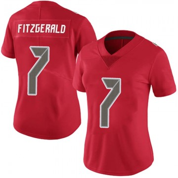 Women's Nike Tampa Bay Buccaneers Nick Fitzgerald Red Team Color Vapor Untouchable Jersey - Limited