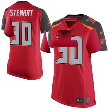 Women's Nike Tampa Bay Buccaneers Orion Stewart Red Team Color Jersey - Game