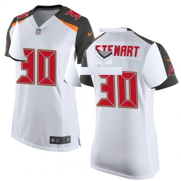 Women's Nike Tampa Bay Buccaneers Orion Stewart White Jersey - Game