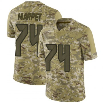 Youth Nike Tampa Bay Buccaneers Ali Marpet Camo 2018 Salute to Service Jersey - Limited
