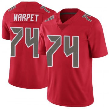 Youth Nike Tampa Bay Buccaneers Ali Marpet Red Color Rush Jersey - Limited