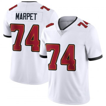 Youth Nike Tampa Bay Buccaneers Ali Marpet White Vapor Untouchable Jersey - Limited