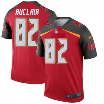 Youth Nike Tampa Bay Buccaneers Antony Auclair Red Jersey - Legend