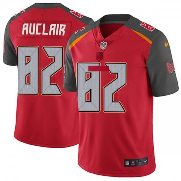 Youth Nike Tampa Bay Buccaneers Antony Auclair Red Team Color Vapor Untouchable Jersey - Limited