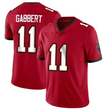 Youth Nike Tampa Bay Buccaneers Blaine Gabbert Red Team Color Vapor Untouchable Jersey - Limited