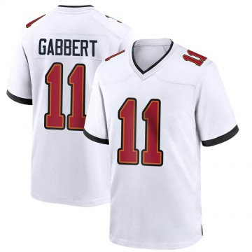 Youth Nike Tampa Bay Buccaneers Blaine Gabbert White Jersey - Game