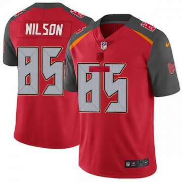 Youth Nike Tampa Bay Buccaneers Bobo Wilson Red Team Color Vapor Untouchable Jersey - Limited