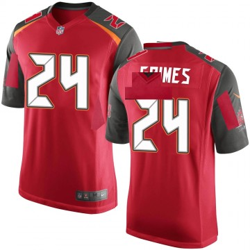 Youth Nike Tampa Bay Buccaneers Brent Grimes Red Team Color Jersey - Game