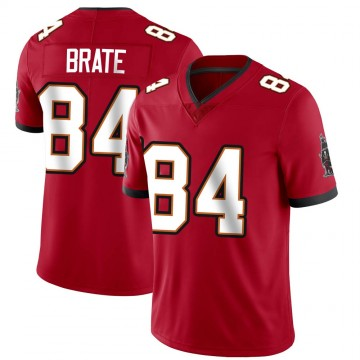Youth Nike Tampa Bay Buccaneers Cameron Brate Red Team Color Vapor Untouchable Jersey - Limited