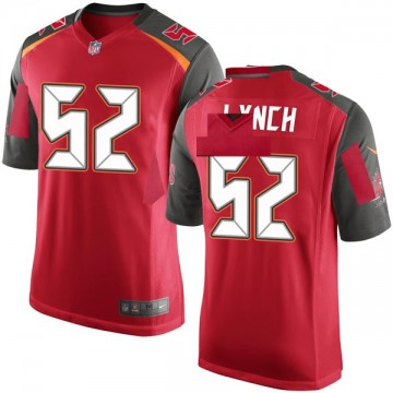 Youth Nike Tampa Bay Buccaneers Cameron Lynch Red Team Color Jersey - Game