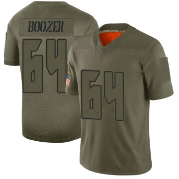 Youth Nike Tampa Bay Buccaneers Cole Boozer Camo 2019 Salute to Service Jersey - Limited