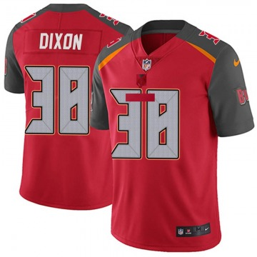 Youth Nike Tampa Bay Buccaneers D'Cota Dixon Red Team Color Vapor Untouchable Jersey - Limited