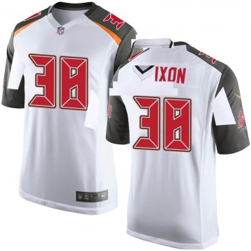 Youth Nike Tampa Bay Buccaneers D'Cota Dixon White Jersey - Game