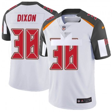 Youth Nike Tampa Bay Buccaneers D'Cota Dixon White Vapor Untouchable Jersey - Limited