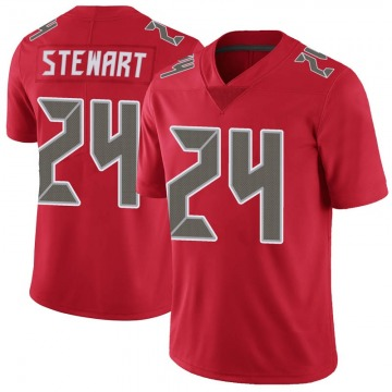 Youth Nike Tampa Bay Buccaneers Darian Stewart Red Color Rush Jersey - Limited