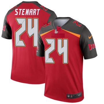 Youth Nike Tampa Bay Buccaneers Darian Stewart Red Jersey - Legend