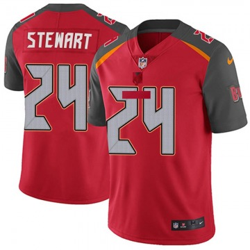 Youth Nike Tampa Bay Buccaneers Darian Stewart Red Team Color Vapor Untouchable Jersey - Limited