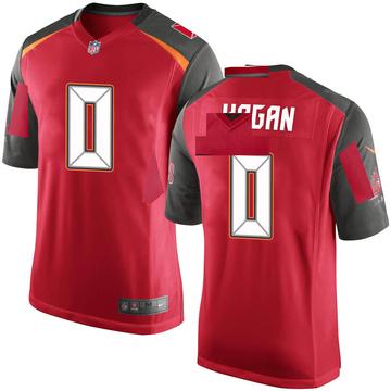 Youth Nike Tampa Bay Buccaneers Javon Hagan Red Team Color Jersey - Game
