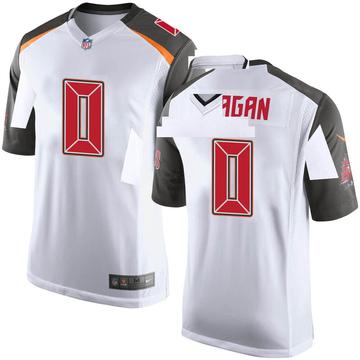 Youth Nike Tampa Bay Buccaneers Javon Hagan White Jersey - Game