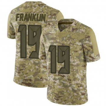 Youth Nike Tampa Bay Buccaneers John Franklin III Camo 2018 Salute to Service Jersey - Limited