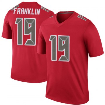 Youth Nike Tampa Bay Buccaneers John Franklin III Red Color Rush Jersey - Legend