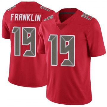 Youth Nike Tampa Bay Buccaneers John Franklin III Red Color Rush Jersey - Limited