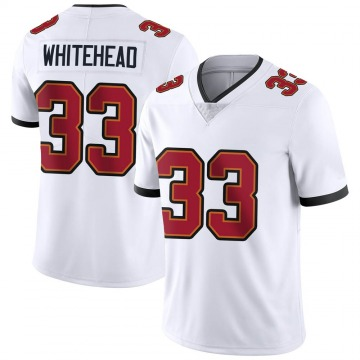 Youth Nike Tampa Bay Buccaneers Jordan Whitehead White Vapor Untouchable Jersey - Limited