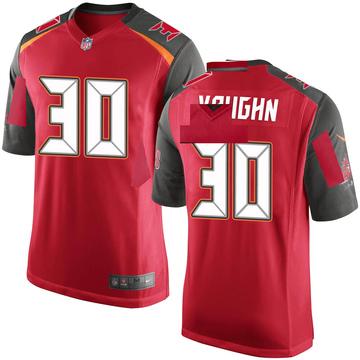 Youth Nike Tampa Bay Buccaneers Ke'Shawn Vaughn Red Team Color Jersey - Game