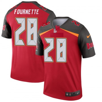 Youth Nike Tampa Bay Buccaneers Leonard Fournette Red Jersey - Legend