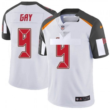 Youth Nike Tampa Bay Buccaneers Matt Gay White Vapor Untouchable Jersey - Limited