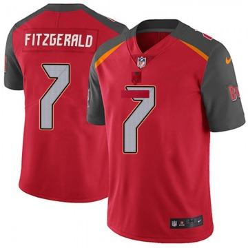 Youth Nike Tampa Bay Buccaneers Nick Fitzgerald Red Team Color Vapor Untouchable Jersey - Limited