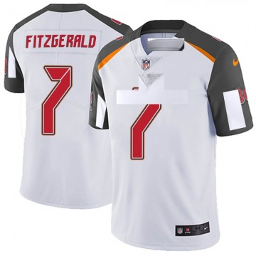 Youth Nike Tampa Bay Buccaneers Nick Fitzgerald White Vapor Untouchable Jersey - Limited