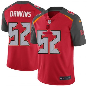 Youth Nike Tampa Bay Buccaneers Noah Dawkins Red Team Color Vapor Untouchable Jersey - Limited