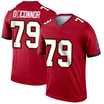 Youth Nike Tampa Bay Buccaneers Patrick O'Connor Red Jersey - Legend