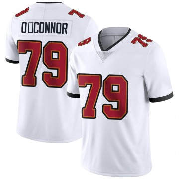 Youth Nike Tampa Bay Buccaneers Patrick O'Connor White Vapor Untouchable Jersey - Limited